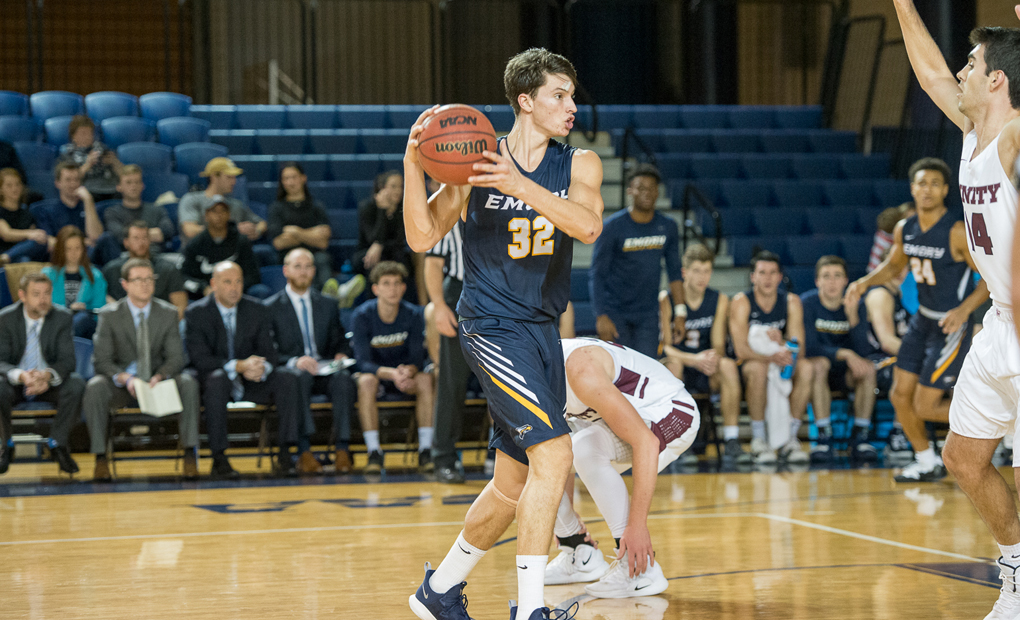 Emory Men's Basketball Tops Case Western Reserve