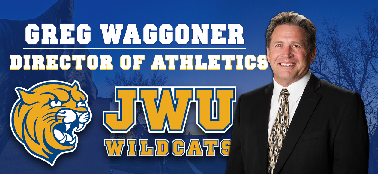 Dr. Greg Waggoner named Director of Athletics
