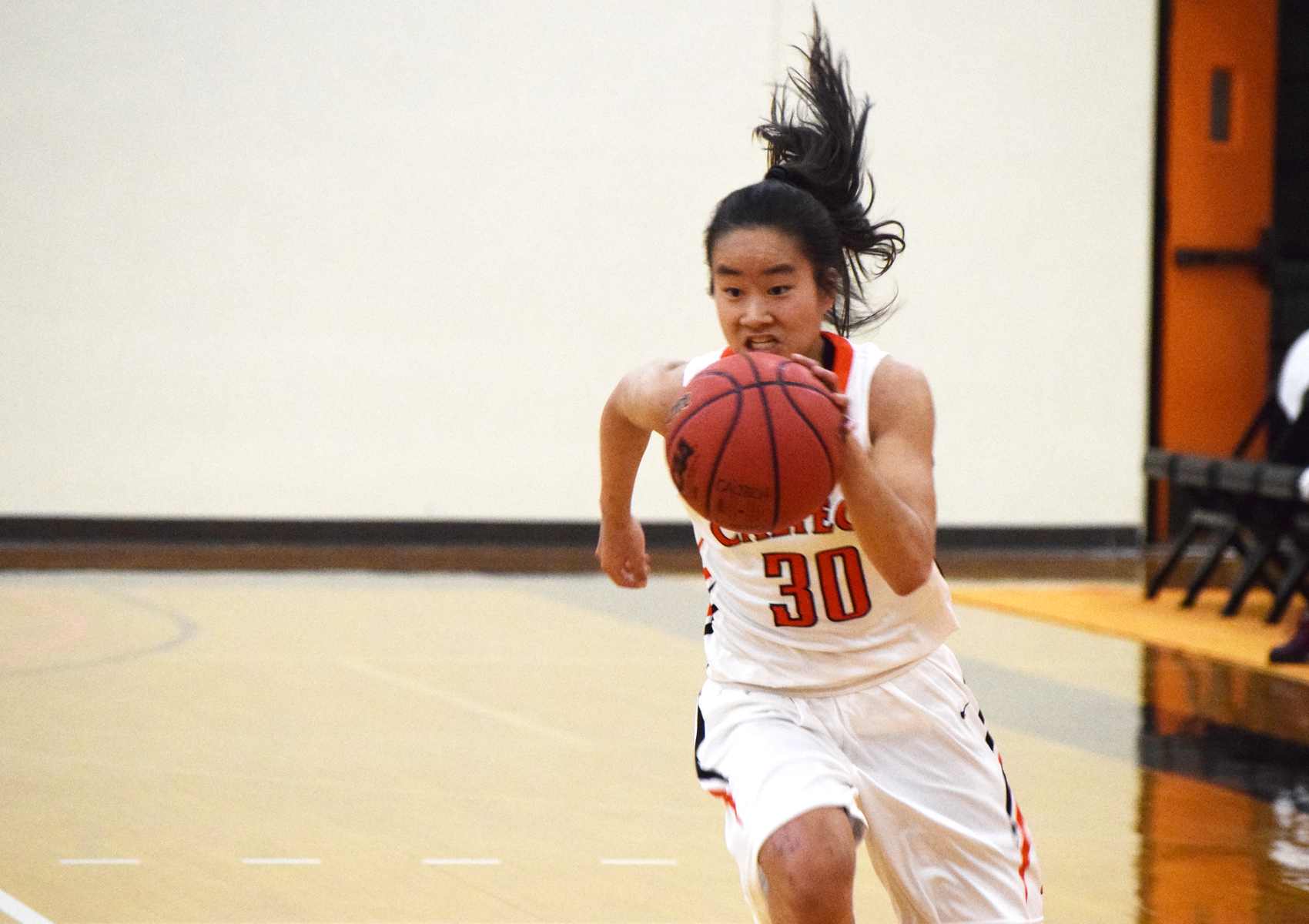 Peng Drives Scoring Again Against Redlands