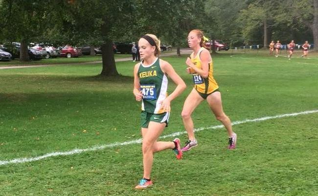 Keuka College Finishes 4th at SUNY Poly