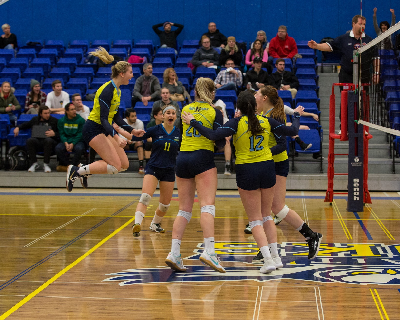 Ooks Fall to Lions