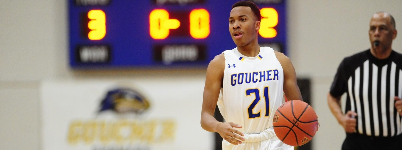 Goucher Men's Basketball Picks Up First Win Of The Year With 76-55 Win At Christendom