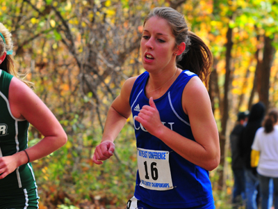 Dearborn Earns Spot on U.S. Mountain Running Team