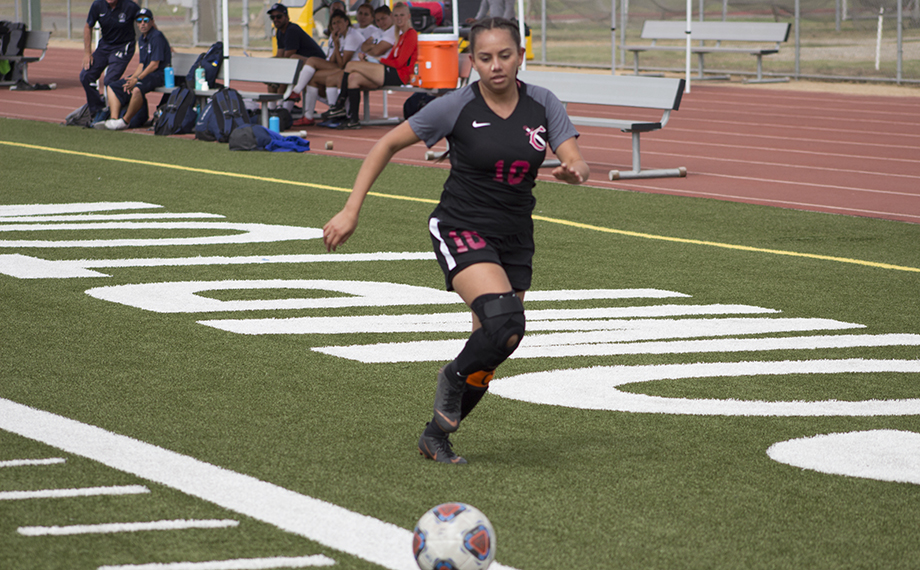 Women's Soccer Falls to Mt. SAC