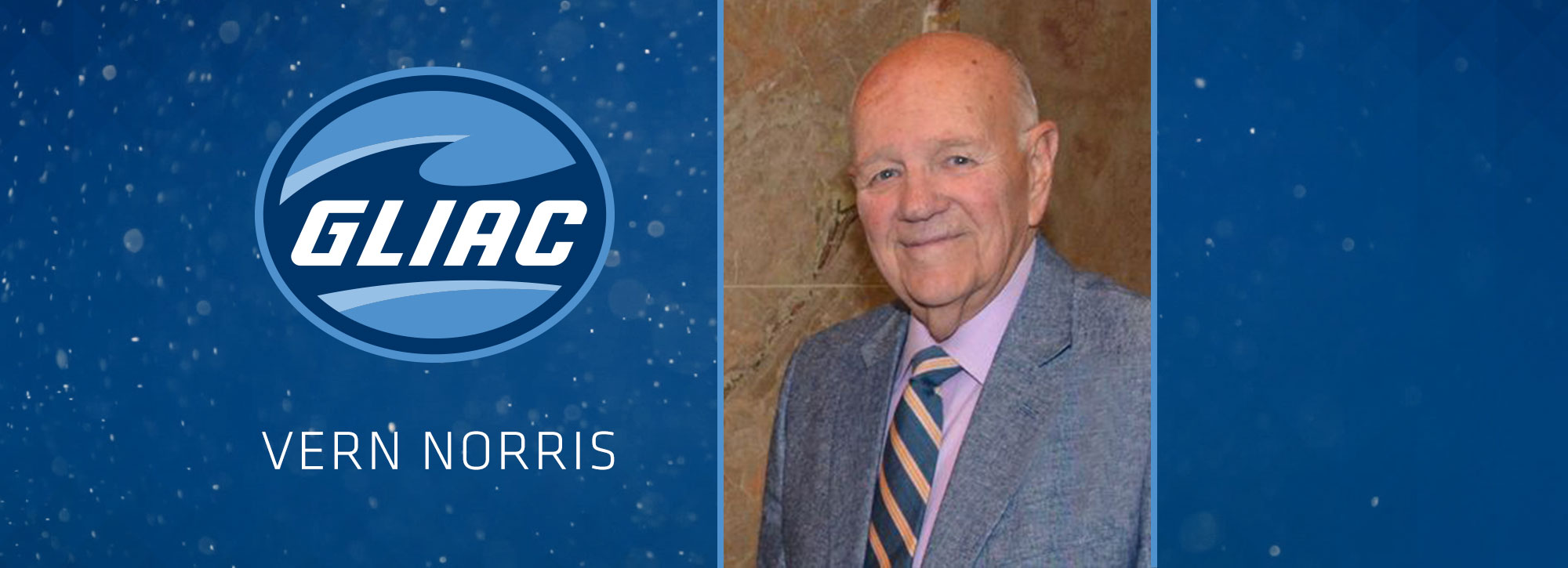 Former GLIAC Commissioner Vern Norris Passes at 89