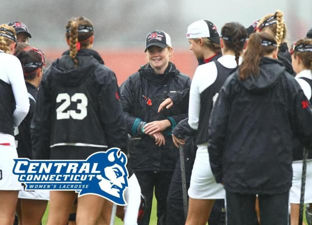 Kelly Nangle Tabbed as Central's New Lacrosse Coach