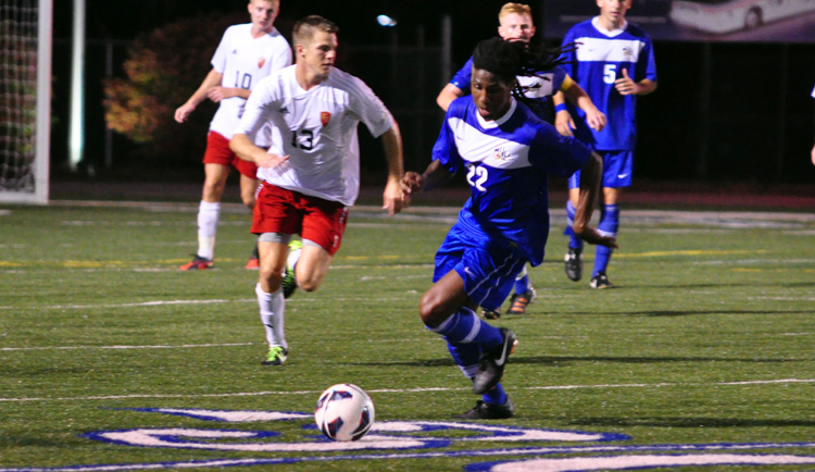 Men's Soccer Loses to Young Harris