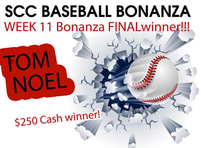 Week 11 Final Bonanza Winner Announced