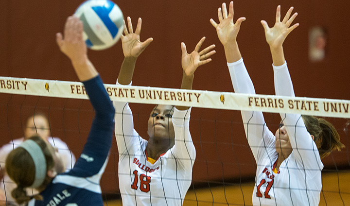 Ferris State To Host Annual Home Volleyball Invitational This Weekend
