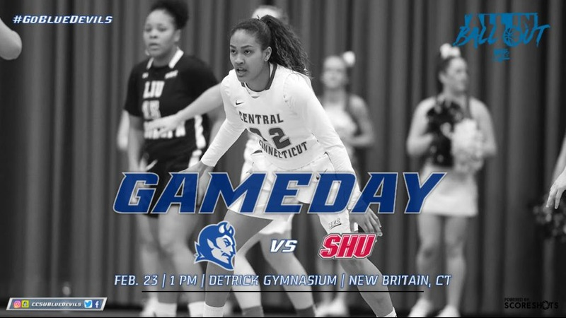 Women's Basketball Hosts Sacred Heart Saturday