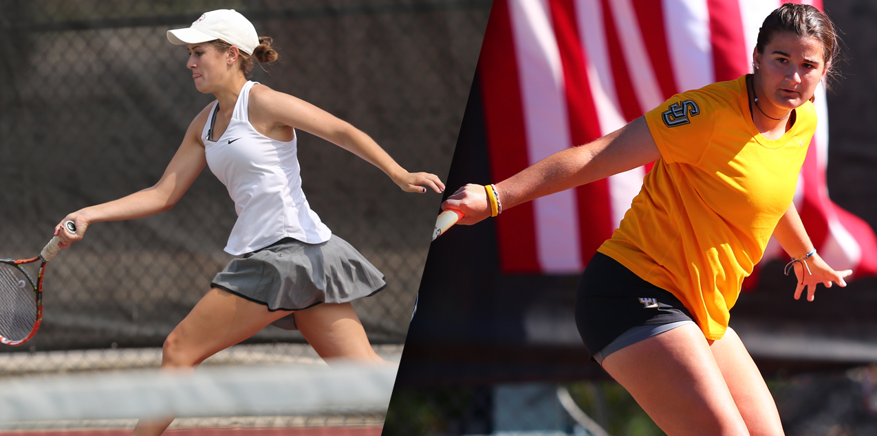 Southwestern's Cardone, Trinity's Southwick Selected to NCAA Singles Championship