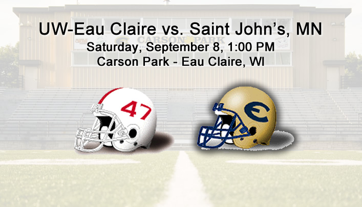 Football Preview: UW-Eau Claire vs. Saint John's, MN