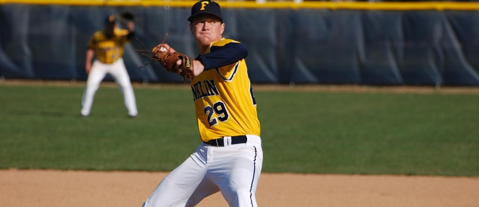 Mitch Caster is HCAC Pitcher of the Week