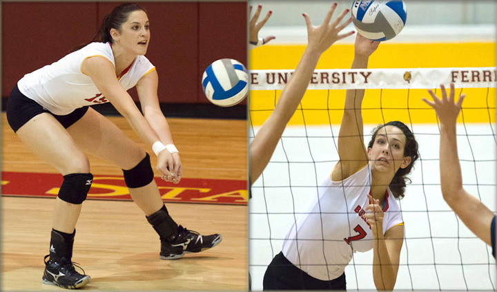FSU's Rehm & Sutton Named To Minnesota-Duluth Classic All-Tourney Team