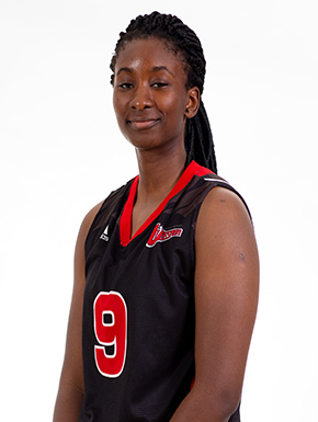 Faith Hezekiah, Women's Basketball