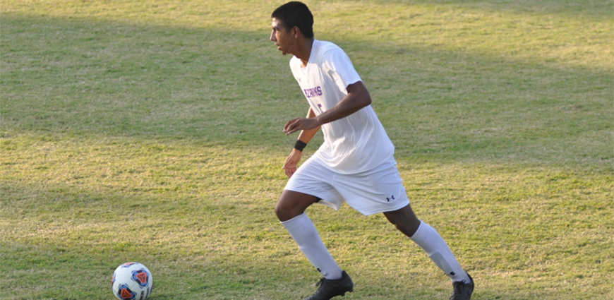 Samaniego Comes Through With Game-Winning Goal