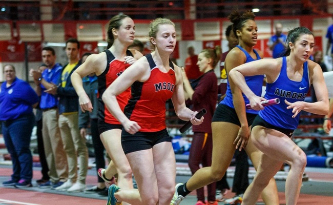 More School Records Fall At Benedictine Relays