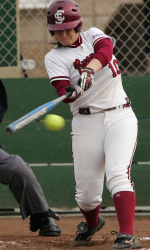 SCU Softball Closes Out Season At Home Against Portland State