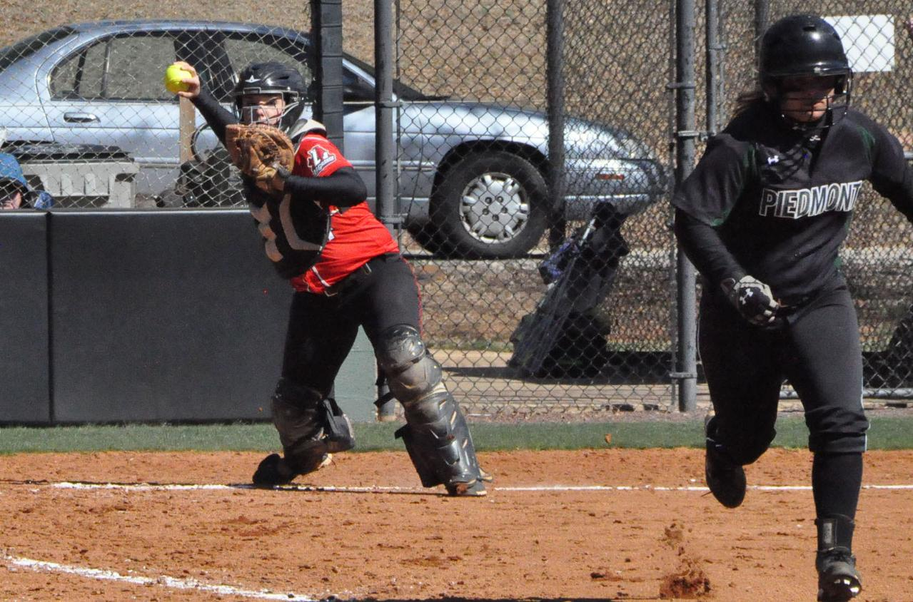 Softball: Panthers take on 12th-ranked Piedmont in USA South doubleheader