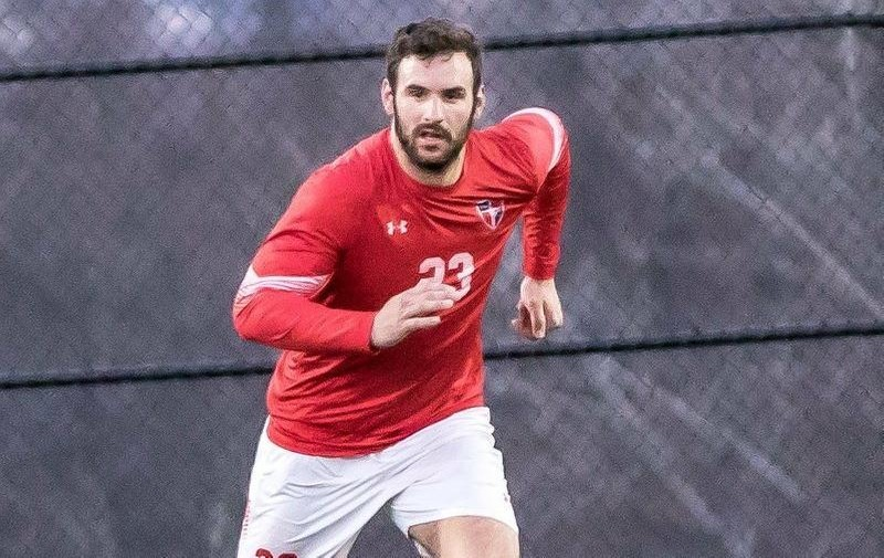 Men's Soccer Seals Victory Over Assumption with Comeback Effort in the Second Half
