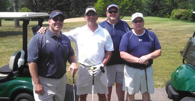 Hounds Hosting 6th Annual Gridiron Golf Outing on July 30
