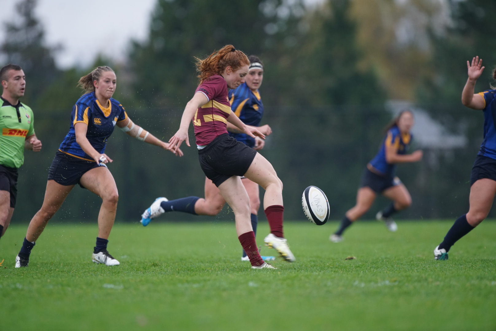 2016 Women's Rugby Championship: Stingers survive late push from Vikes to fight another day