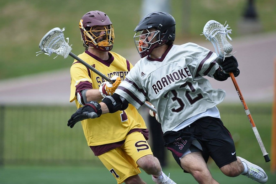 Men's Lax Notches Ninth Straight 10 Win Season with 17-6 Victory at R-MC
