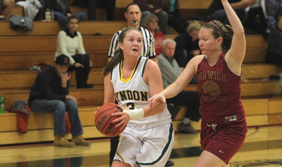 Castleton women defeat Lyndon