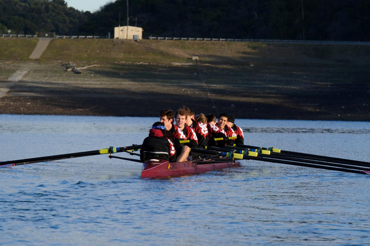Men's Crew Prepping For 2012 Season