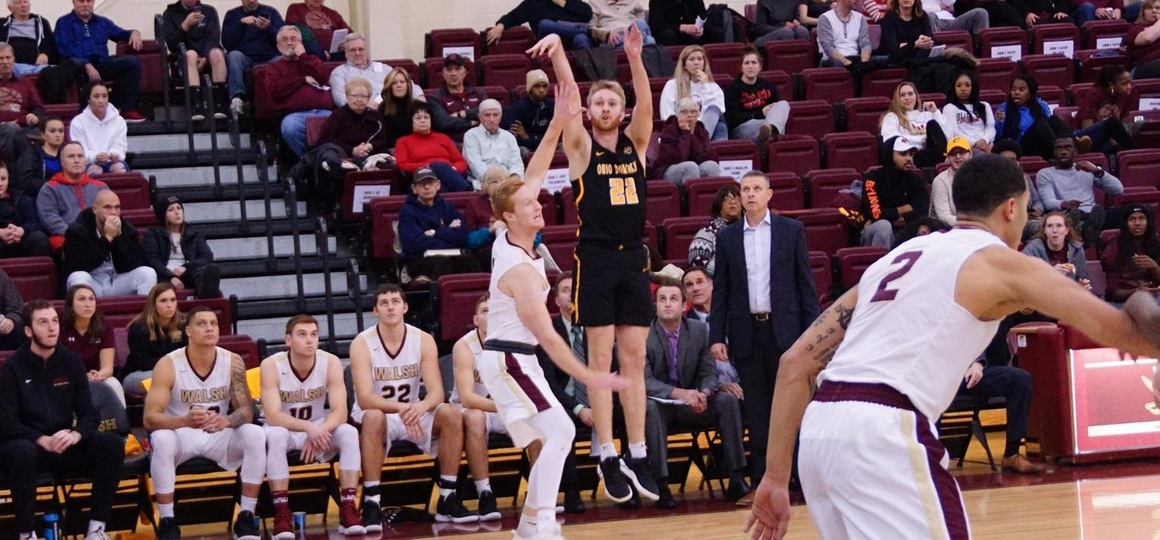 Men's Basketball Storms Past Lake Erie at Home