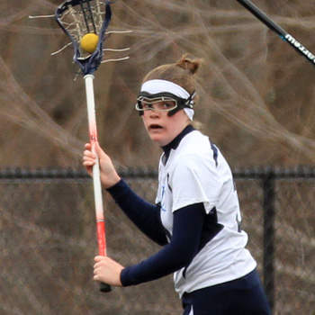 Lacrosse Shoulders First NEWMAC Loss at Wellesley, 17-14