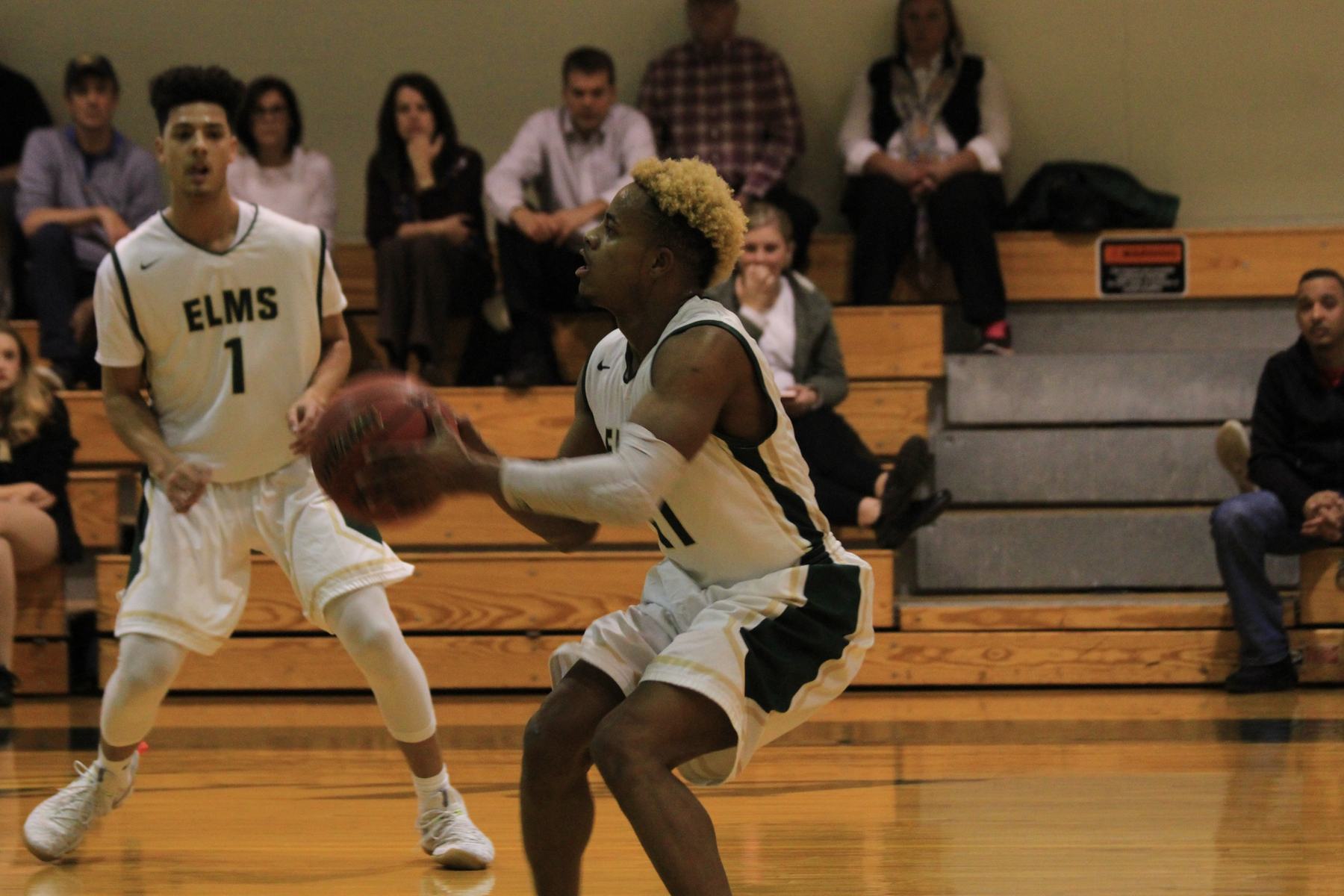 Westfield State Edges Men's Basketball In Double Overtime