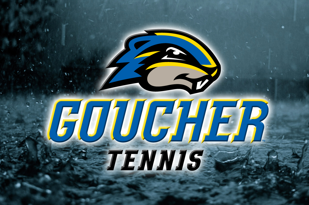 Rain Foils Women's Tennis' Bid for Season-Opening Win