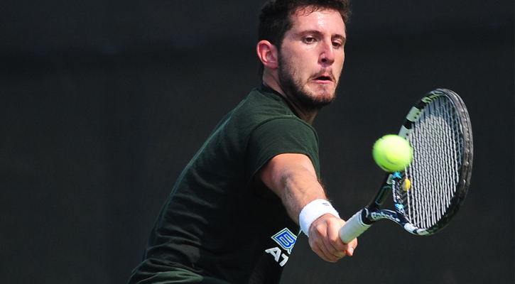 GC Men's Tennis Has Good Showing in ITA Fall Regional Championship