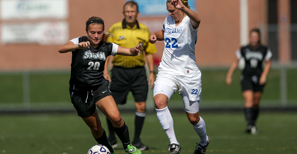 Huskies Slip Past Storm, 1-0