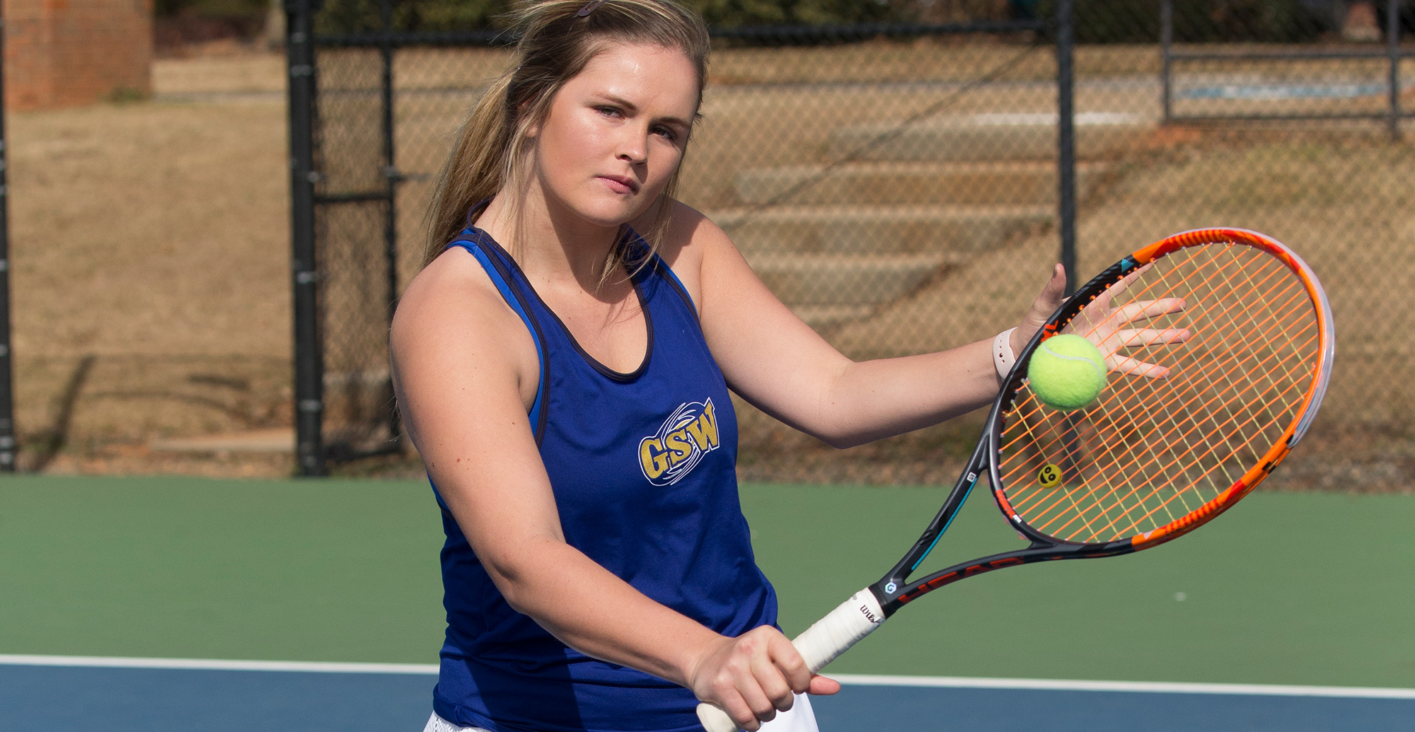 Weekend Recap: Tennis Teams Go 1-2 Over Busy Weekend
