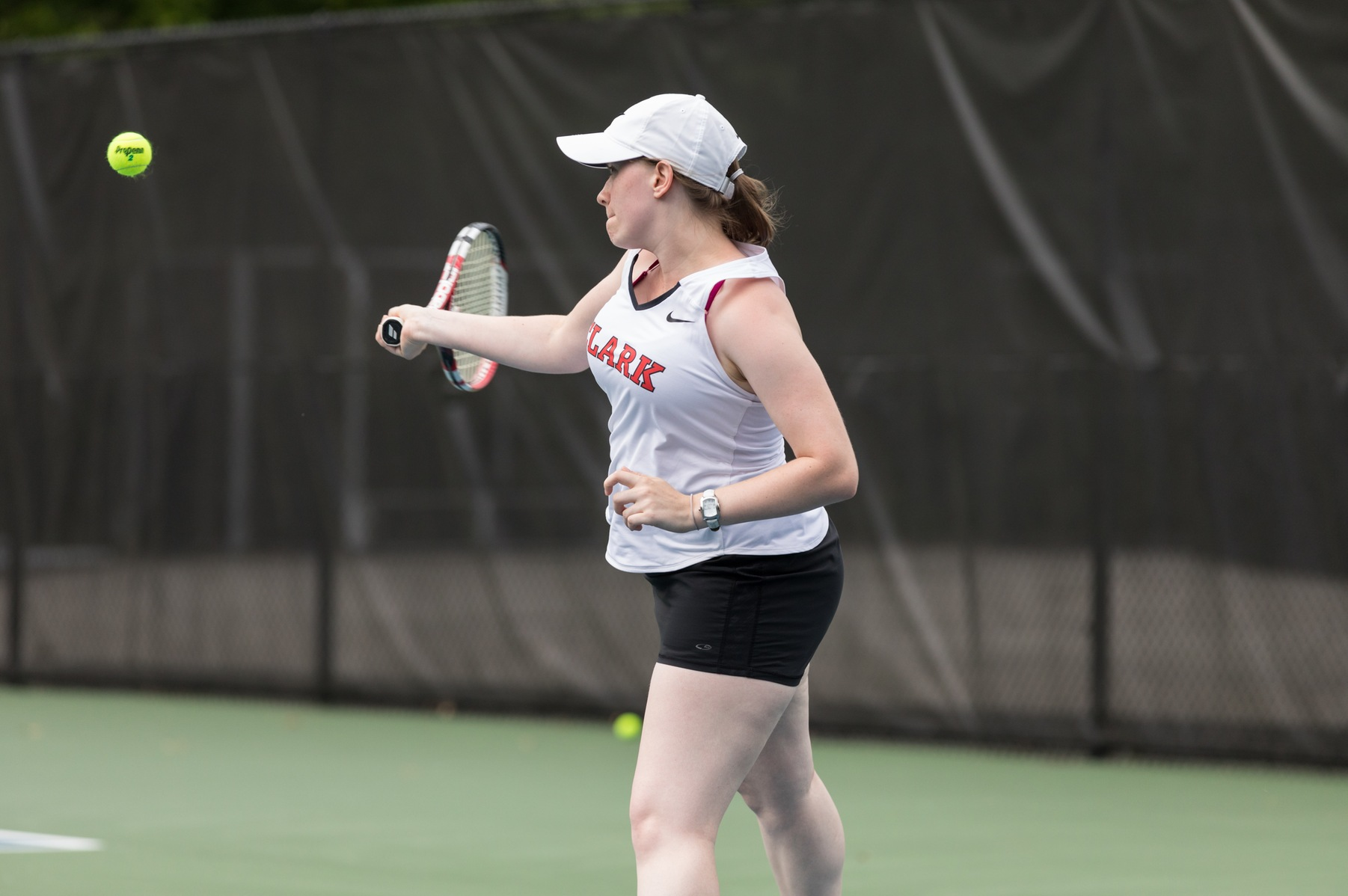 Women's Tennis Falls in NEWMAC Matchup with Mount Holyoke