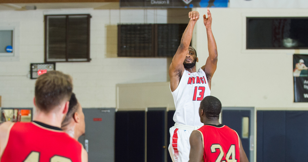 Men's Basketball loses tough road match to Caldwell, 88-79