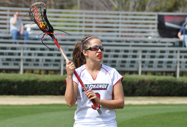 Lacrosse: Panthers' second half rally upends Agnes Scott 14-10