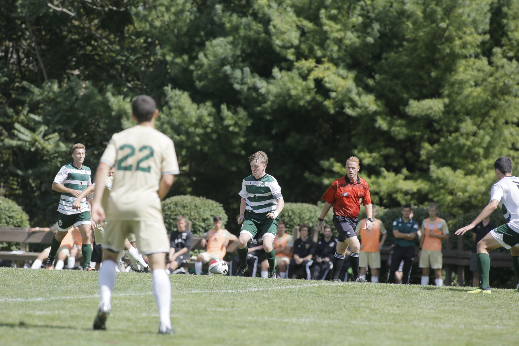 Men's Soccer Blanked by the Pioneers, 3-0
