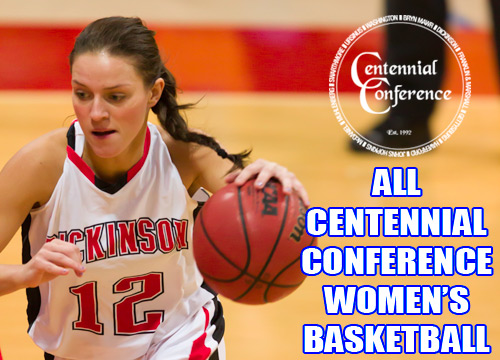 Senior guard Belma Mekic was named to the 2013 All-Centennial Conference Women's Basketball Team<BR>