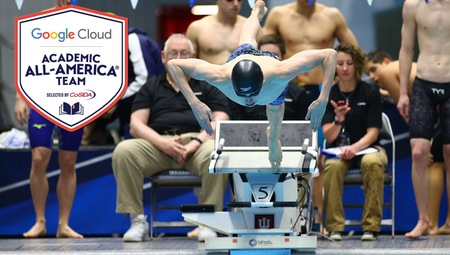 Drew Hamilton of CWRU Selected to Google Cloud Academic All-America At-Large First Team