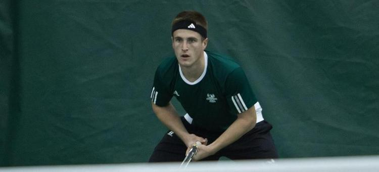 Men's Tennis Continues Play At The WMU Invitational