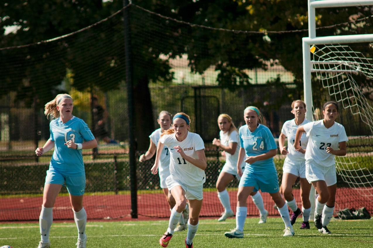 Johnson & Wales Upends Women's Soccer