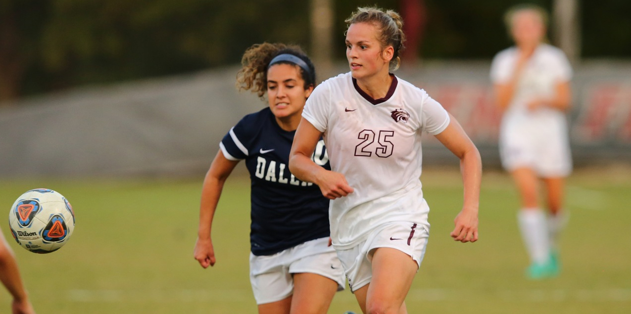 Trinity's Kelly Named D3soccer.com All-American