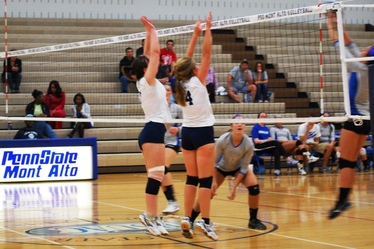 Mont Alto Volleyball drops to Penn College