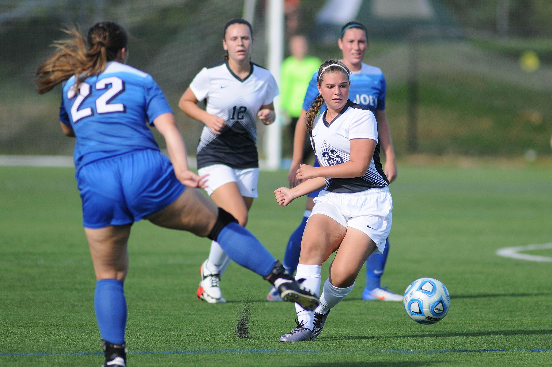 Women's Soccer: Raiders drop non-conference contest to Nichols, 2-1