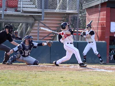 Strong pitching, timely hitting lead the way in another CUA win