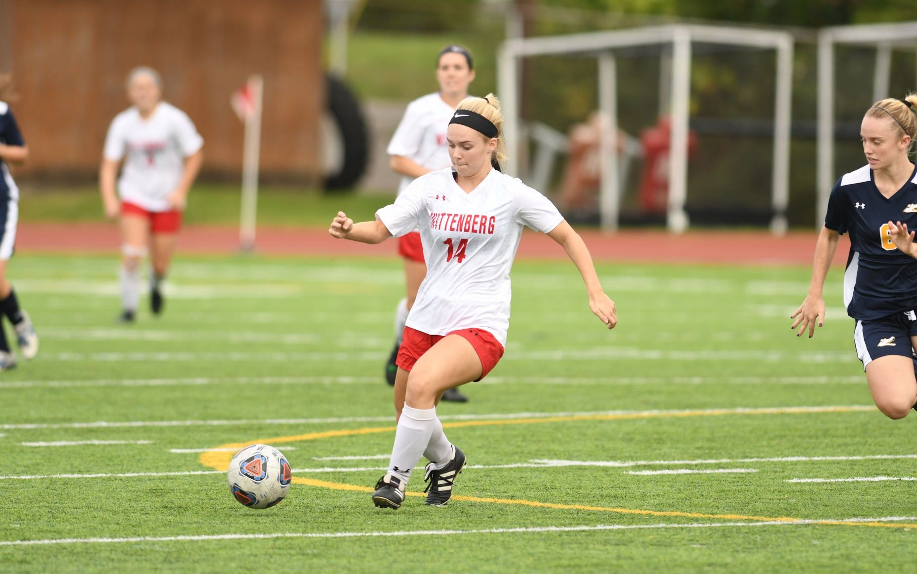 Wittenberg Women's Soccer Takes Down Ohio Wesleyan