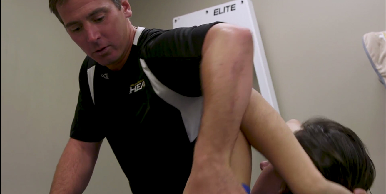 Heat's Head Athletic Therapist Heading to the Olympics